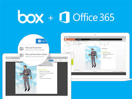 Office 365 Website Design Simple Box For Office Online Debuts For Microsoft Word Excel And