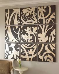bronze floral wall decor on fabric covered canvas wall art with the 24 best canvas wall art deco ideas images on pinterest