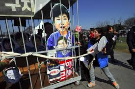 South Korea: President Park Geun-hye impeached