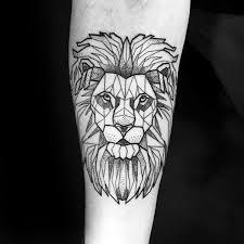 Geometrické Tetování Na Předloktí