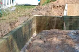 pressure treated sip foundations are