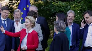 Von der leyen was clearly surprised, and that is something which you can see from the video, her spokesman eric mamer said wednesday, confirming the displeasure of the leader who is the. Unsuitable Mandates Wrong Candidates A Difficult Start For Von Der Leyen Euractiv Com
