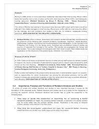 Chapter II  Review of Literature thesis help Kitchen Remodel Designer Resume Format Download Pdf