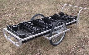 garden cart plans. Aluminum Harvest Cart Garden Plans