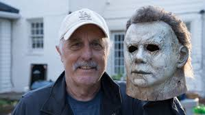 '<b>Halloween</b>': Nick Castle puts on the mask once more as <b>Michael</b> ...