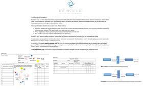 Standard Work Templates Standard Work Templates