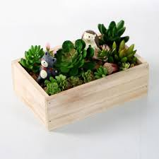 Blank Boxes To Decorate Blank Wooden Vase for Flower Wood Box Pot Storage Organizer 22