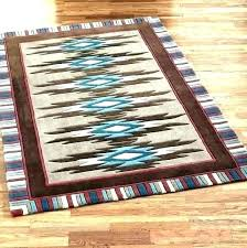 southwest design rugs area western style southwestern decor