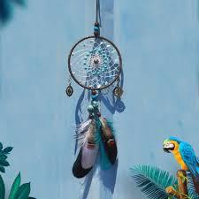 What Store Sells Dream Catchers 100 Green Beads Dreamcatcher Car Pendant Ornaments Handmade Dream 95