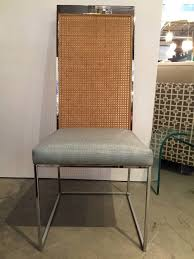 mid century modern mid century modern s 8 milo baughman new fabric chrome
