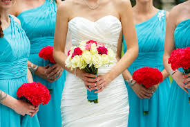 Wedding Colours For Spring 2015