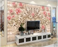 Custom mural on the wall 3d wallpaper ...