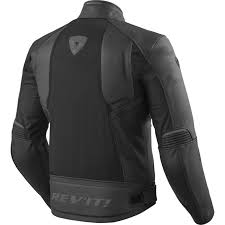 sentinel rev it ignition 3 leather motorcycle jacket
