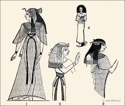 Ancient Egyptian Hair Style egypt clothing and art egyptian costume egyptian hairstyles and 3052 by wearticles.com