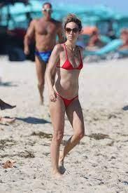 Catt Sadler In Red Bikini Bikini Foto ...
