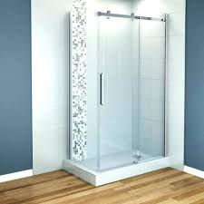 stand up shower base stand up corner shower base how to install angle kit delta glass stand up shower base