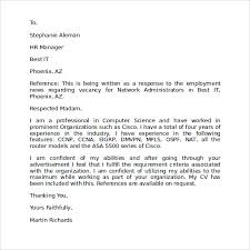 Letter Of Employment Samples Employment Letter Of Intent Amazing Template Letter Of Intent For