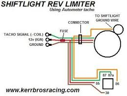 diy rev limiter just commodores