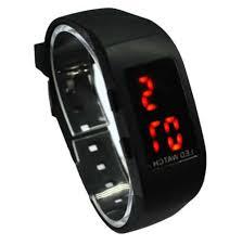 led watch men women universal fashion sports watches
