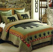 Bear Quilts Bedding Black Bear Quilt Bedding Bear Quilts Bedding ... & ... Black Bear Quilt Bedding Black Bear Paw Quilt Set Bear Quilts Bedding  ... Adamdwight.com