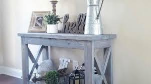 cheap entryway table. Fantastic-entryway-table-decor-tables-console-rustic-end- Cheap Entryway Table P