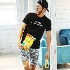 2019最新メンズtシャツのおしゃれな旬デザインが知りたい Jiggys News