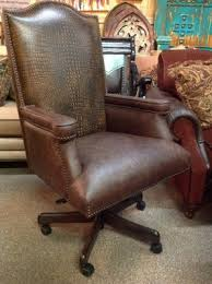 rustic office chair. Rustic \u0026 Western Office Chairs | Hat Creek Interiors Chair C
