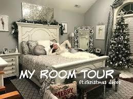 MY PITTSBURGH ROOM TOUR Ft. Christmas Decor!