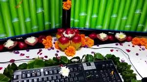 office desk decoration. Perfect Office Office Desk Decoration By Using Flowers In
