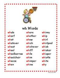 Subscribe to kidsvslife's youtube channel. W And Wh Words Lesson Plans Worksheets Reviewed By Teachers
