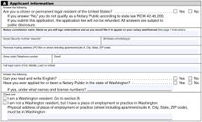 State Notary Washington Guide Guide Public Notary Public State Washington wxxH7q6F