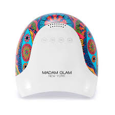 Holi <b>48W LED</b>/<b>UV</b> Nail Lamp US Plug Madam Glam