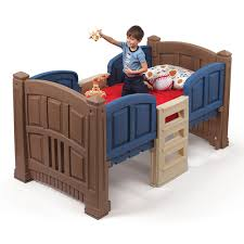 kids beds with storage boys. Brilliant Storage Step2 Boys Loft U0026 Storage Twin Bed Throughout Kids Beds With E