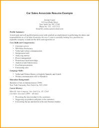 Sales Resume Cover Letter Resume Cover Letter Template Best Auto Sales Skills Resume Luxury