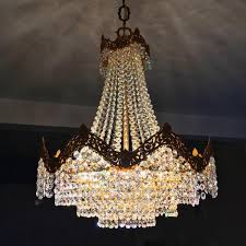 beautiful crystal chandelier with 1716 swarovski crystals