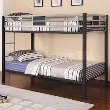 Black Metal Loft Bed With Slide Home Design Furniture How to