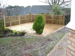 Small Picture backyard decking designs timber deck design ideas get inspired