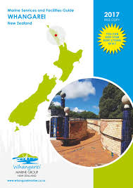 Whangarei Marine Services Guide New Zealand 2017 By