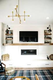 faux fireplace mantel tv stand modern tile ideas best design electric decorating mantels with above