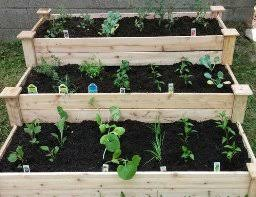 Greenes Fence Raised Garden Bed Gardening Ideas