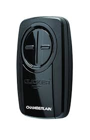 chamberlain garage door opener remote. Chamberlain Group KLIK3U-BK Clicker Universal 2-Button Garage Door Opener  Remote With Visor Chamberlain Garage Door Opener Remote