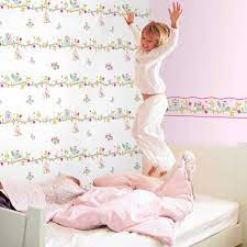 Girls Bedroom Wallpaper Borders ...