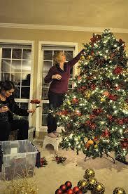 Where To Place Christmas Tree - Interior Design