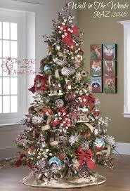 RAZ Walk in The Woods Christmas Tree http://www.trendytree.com