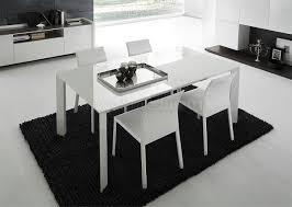 white lacquered furniture. whitelacqueredglasstopmoderndiningtablewith white lacquered furniture