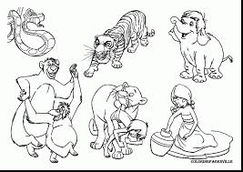 Small Picture stunning jungle book coloring pages as well letter find with