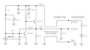 microphone computer circuit schematic diagram wiring diagram microphone computer circuit schematic diagram