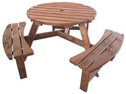 treated wood picnic tables 6 round outdoor pressure treated wooden pub bench garden picnic table treatment for wooden picnic table staining pressure treated