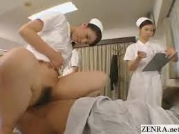 Japanese sex clinic anal nurse