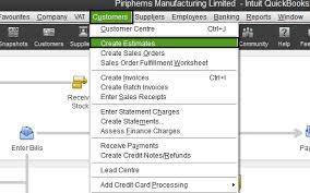 How To Prepare An Estimate 9 G005 Prepare An Estimate Standard Operating Procedures